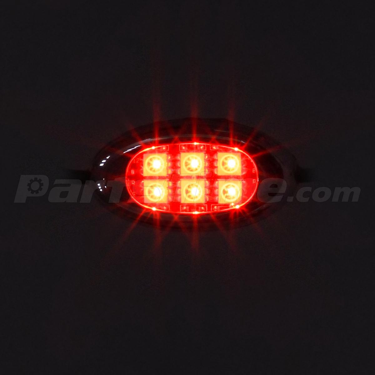 Motorcycle Light Kit Accent Engine Ground Wheel Light For
